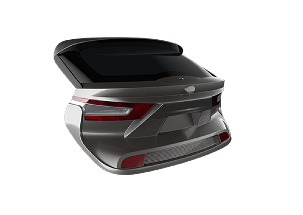 Mercedes GLE Class Tailgates for sale