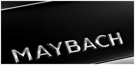 Used Maybach Spare Parts
