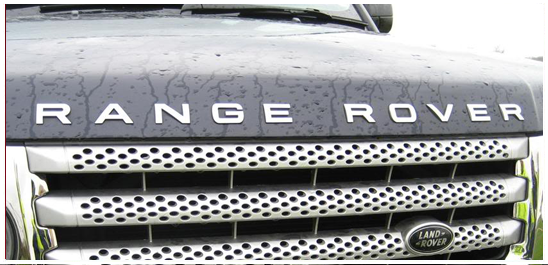 Used Range Rover Spare Parts
