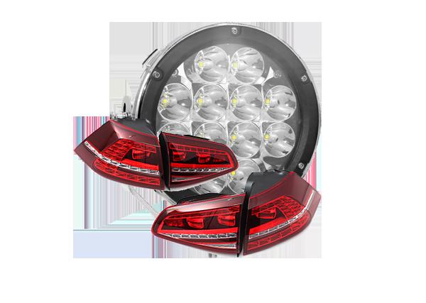 Used Spot Light & Indicators for sale